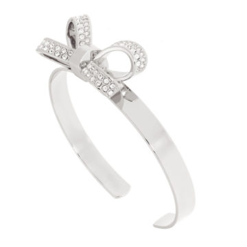 Ted Baker Crystal Bow Cuff bracelet