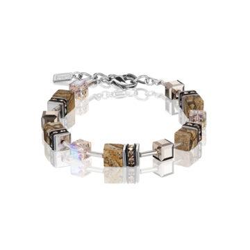 coeur de lion crystal geocube bracelet