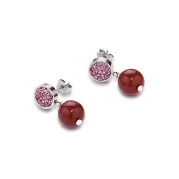 coeur de lion sphere drop earrings