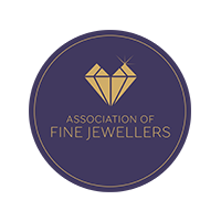 logo of the association of fine jewellers