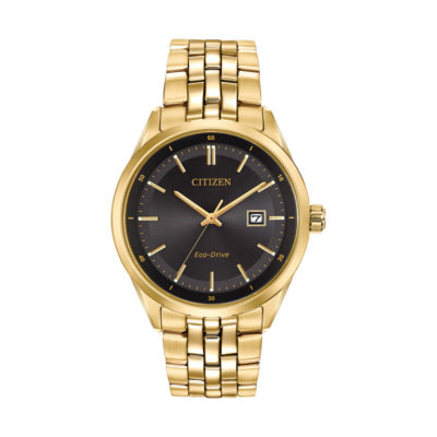 Gold-colour-Citizen-Eco-Drive-watch-diamond-jewellers