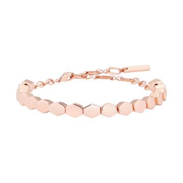Karen Millen hexagon bracelet