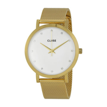 cluse pavane gold colour watch john swan jewellers arklow