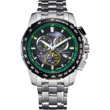 Citizen Eco Drive Gents Watch Promaster chronograph Perpetual Calender Powered by light john swan jewellers